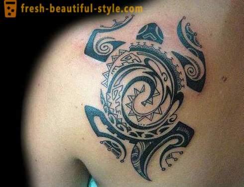 Polinezyjskie Tatuaże Znaczenie Symboli