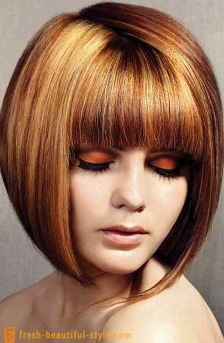 Jak Stylizować Włosy średniej Długości Fryzury I Fryzury Na