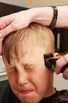 Jak Wybrać Fryzury Dziecięce Dla Chłopców